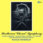 Wilhelm Furtwängler: Beethoven: Symphony No. 9 (Furtwangler) (1951) - Plak
