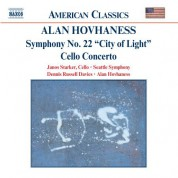 Hovhaness: Symphony No. 22 / Cello Concerto - CD
