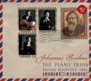 Oliver Schnyder: Brahms: The Piano Trios - CD