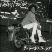 Whitney Houston: I'm Your Baby Tonight - CD