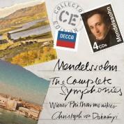 Christoph von Dohnányi, Wiener Philharmoniker: Mendelssohn: The Complete Symphonies - CD