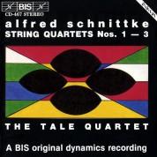 Tale Quartet: Schnittke - String Quartets Nos.1 - 3 - CD