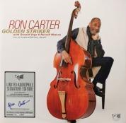 Ron Carter, Golden Striker: Live At Theaterstübchen, Kassel - Plak