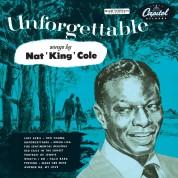 """Nat """"King"""" Cole: Unforgettable - Plak"""