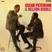 Oscar Peterson, Nelson Riddle: The Trio & The Orchestra - Plak