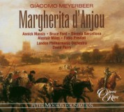 Annick Massis, Daniela Barcellona, Alastair Miles, Fabio Previati, Bruce Ford, London Philharmonic Orchestra, David Parry: Meyerbeer: Marghertia d'Anjou - CD