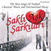 Çeşitli Sanatçılar: Saklı Aşk Şarkıları - CD