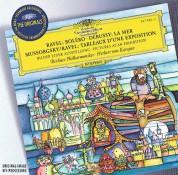 Berliner Philharmoniker, Herbert von Karajan: Debussy/ Mussorgsky/ Ravel - CD