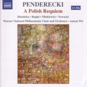 Antoni Wit: Penderecki, K.: Polish Requiem - CD