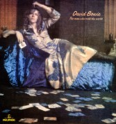 David Bowie: Man Who Sold the World - Plak