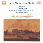 Tomkins: Consort Music for Viols and Voices - CD
