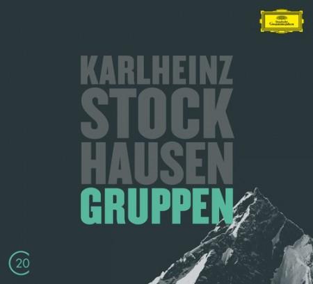 Berliner Philharmoniker, Claudio Abbado, Friedrich Goldmann, Jürgen Ruck, Marcus Creed: Stockhausen/ Kurtág: Gruppen + - CD