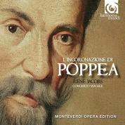 Concerto Vocale, René Jacobs: Monteverdi: L'incoronazione di Poppea - CD