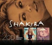 Shakira: She Wolf & Sale El Sol - CD