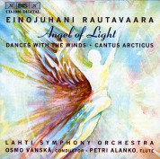 Petri Alankos, Lahti Symphony Orchestra, Osmo Vänskä: Rautavaara: Symphony No.7, Angel of Light - CD
