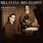 Bill Evans, Don Elliot: Tenderly - An Informal Session - CD