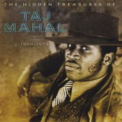 Taj Mahal: Hidden Treasures of Taj Mahal 1969-1973 - CD