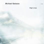 Michael Galasso: High Lines - CD