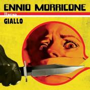 Ennio Morricone: Giallo  (Giallo & Black Marbled Vinyl) - Plak