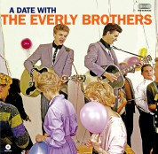The Everly Brothers: A Date With - Plak