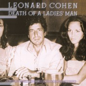 Leonard Cohen: Death Of A Ladies Man - CD