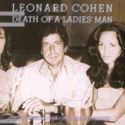 Leonard Cohen: Death Of A Ladies Man - CD