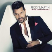 Ricky Martin: Quien Quiera Escuchar (Turkish Version) - CD