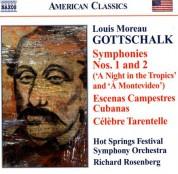 Richard Rosenberg: Gottschalk: Complete Orchestral Works - CD