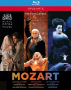 Mozart: Don Giovanni; Die Zaubertflöte; Le nozze di Figaro - BluRay