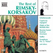 Rimsky-Korsakov (The Best Of) - CD