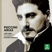Jose Cura, Philharmonia Orchestra, Plácido Domingo: Jose Cura - Puccini Arias - CD