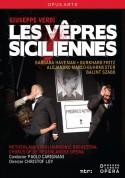 Verdi: Les vêpres siciliennes - DVD