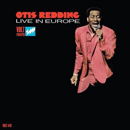 Otis Redding: Live in Europe (50th Anniversary - Mono) - Plak