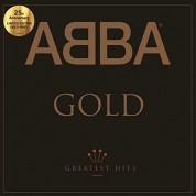 Abba: Gold (25th Anniversary Edition - Golden Vinyl) - Plak