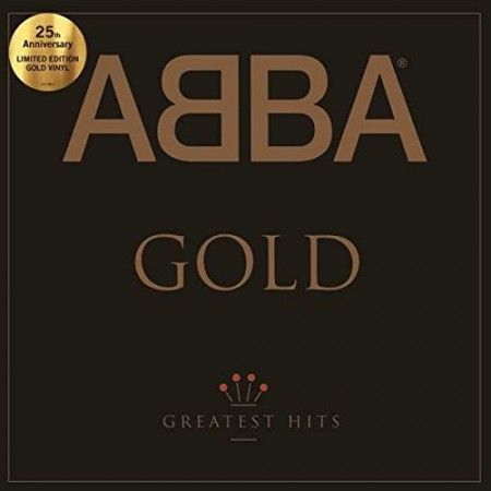 Abba: Gold (25th Anniversary Edition - Golden Vinyl) - Plak