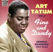 Art Tatum: Tatum, Art: Fine And Dandy (1937-1944) - CD