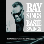Ray Charles, Count Basie: Ray Sings, Basie Swings - CD