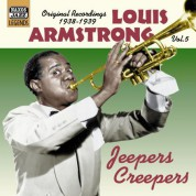 Louis Armstrong: Armstrong, Louis: Jeepers Creepers (1938-1939) - CD