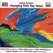 Sonic Fiction: Changing With the Times - CD