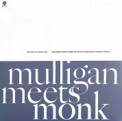 Gerry Mulligan, Thelonious Monk: Mulligan Meets Monk - Plak
