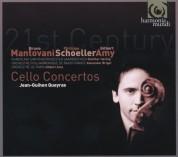 Jean-Guihen Queyras - 21st Century Cello Concertos - CD