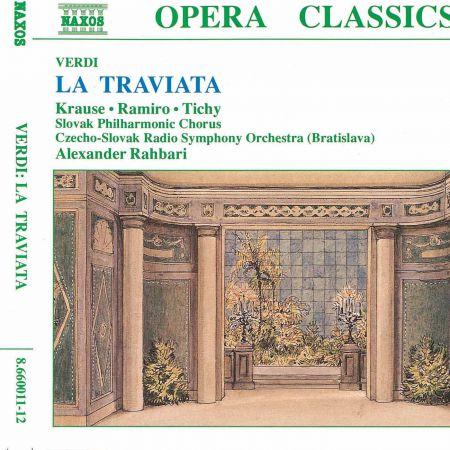 Verdi: Traviata (La) - CD