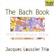 Jacques Loussier Trio: The Bach Book - CD