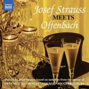 Çeşitli Sanatçılar: Josef Strauss Meets Offenbach - CD