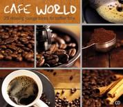 Çeşitli Sanatçılar: Cafe World - CD