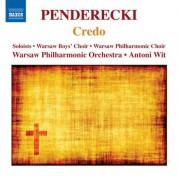Antoni Wit: Penderecki: Credo - CD