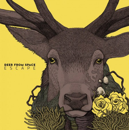 Deer From Space: Escape - Plak