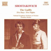 Shostakovich: Gadfly Suite (The) / Five Days-Five Nights Suite - CD