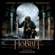 Howard Shore: The Hobbit: The Battle Of The Five Armies (Soundtrack) - CD