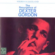 Dexter Gordon: The Resurgence Of Dexter Gordon - CD